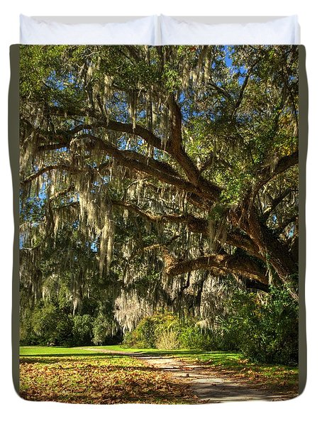 The Mighty Oaks 2a Duvet Cover