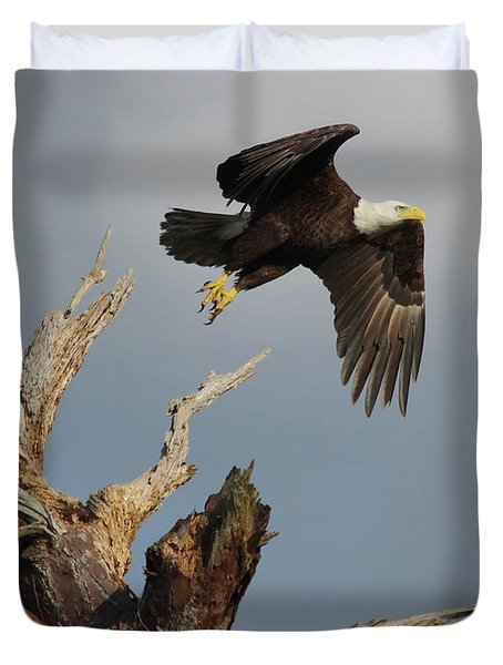 the Mighty Ozzie. Duvet Cover