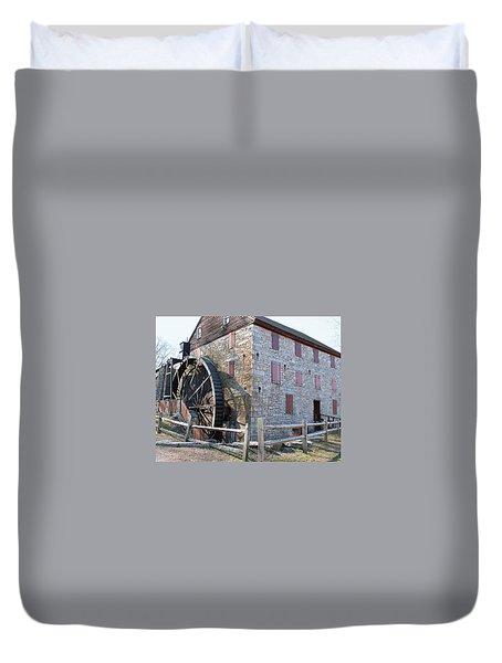 The Mill Duvet Cover