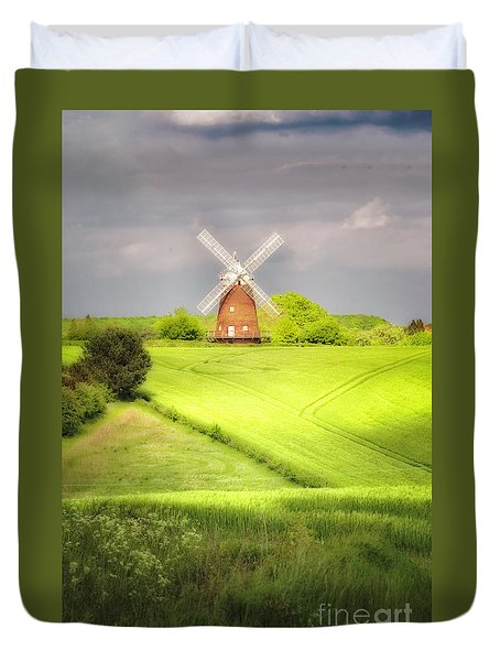 The Mill Uphill Duvet Cover
