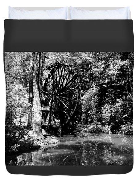 The Mill Wheel Duvet Cover
