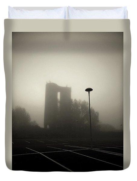 The Mist Duvet Cover