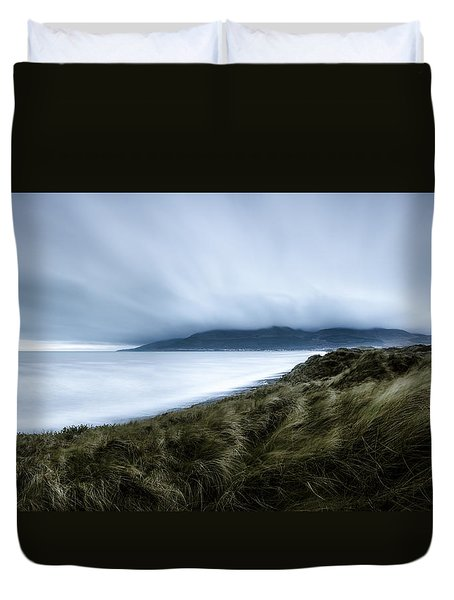 The Misty Mountains Of Mourne Duvet Cover