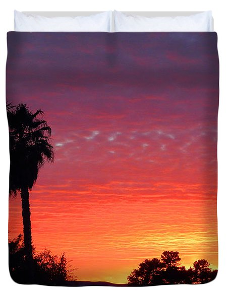 The Moody Views Duvet Cover
