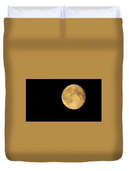 The Moon Duvet Cover
