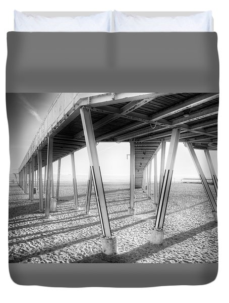 The My Beach Duvet Cover