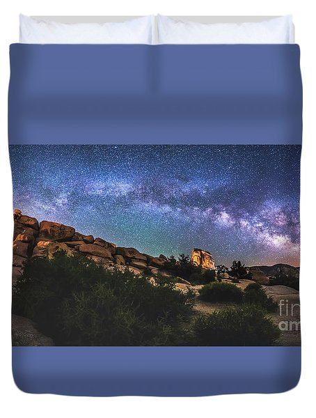 The Mystic Valley Duvet Cover