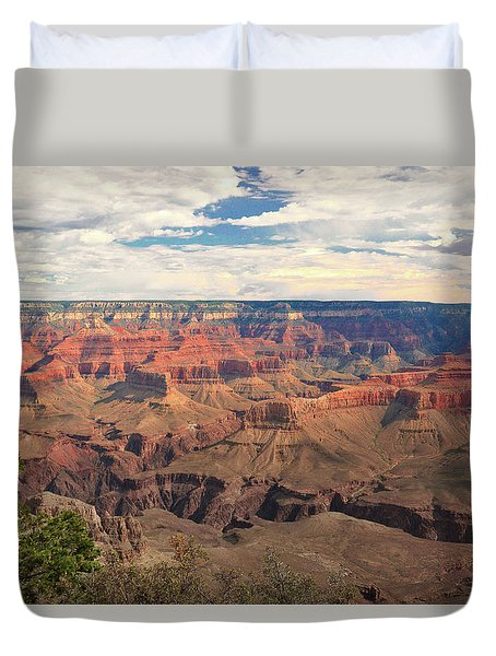 The Natives Holy Site Duvet Cover
