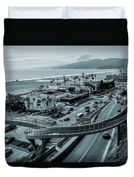 The New P C H Overpass Duvet Cover