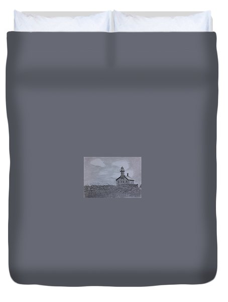 The North  Light  Duvet Cover
