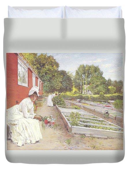 The Nursery Duvet Cover