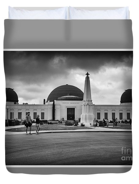 The Observatory Duvet Cover