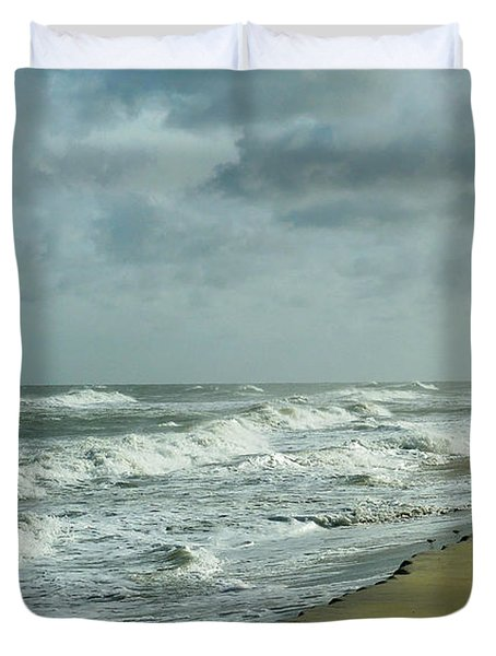 The Ocean Duvet Cover