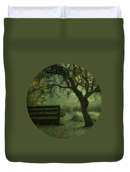 The Old Apple Tree Duvet Cover