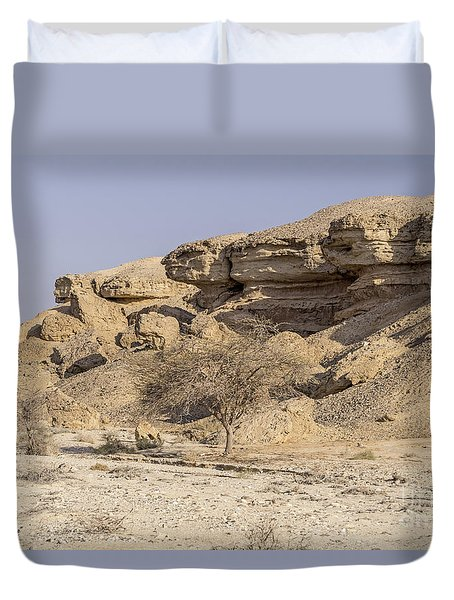 The Old Gatekeeper 03 Duvet Cover