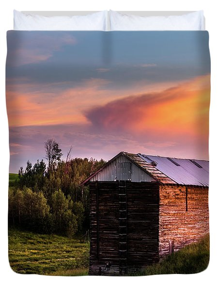 The Old Granary Duvet Cover