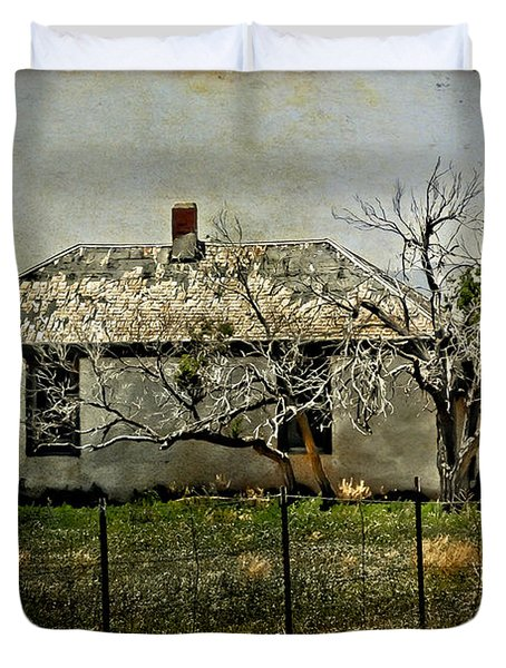 The Old House Duvet Cover