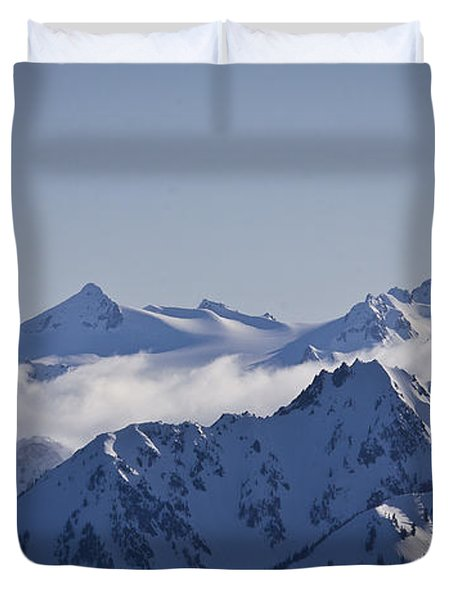The Olympics Duvet Cover