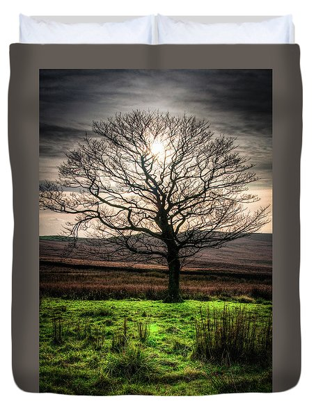 The One Tree Duvet Cover
