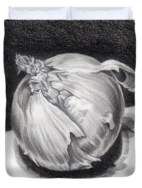 The Onion Duvet Cover