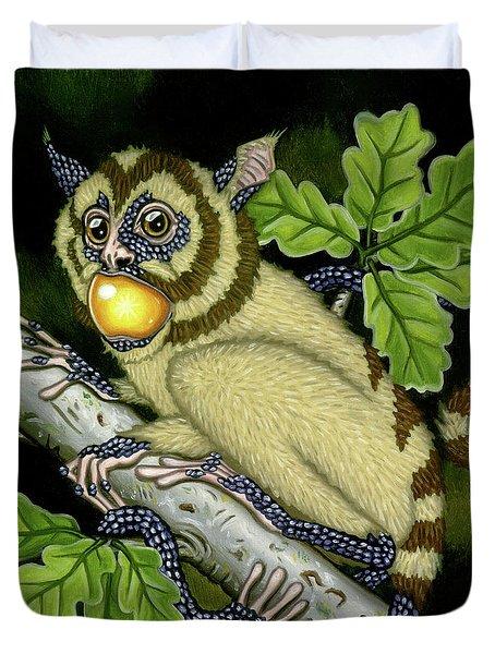 The Orbler Duvet Cover