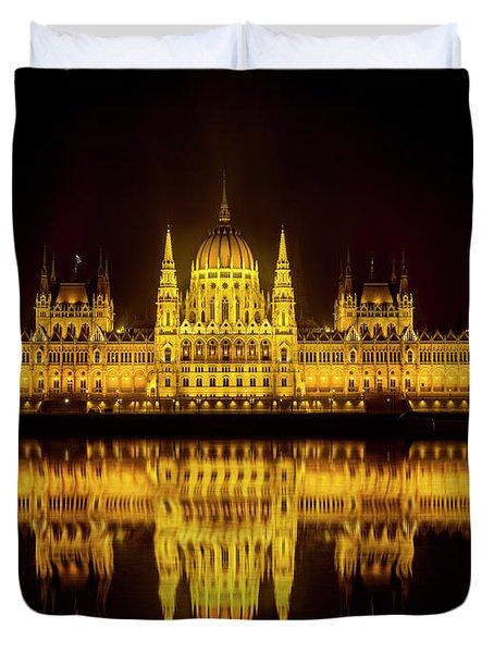 The Parliament House Duvet Cover