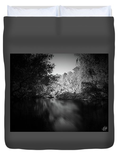 The Path Before Me, No. 5 Duvet Cover