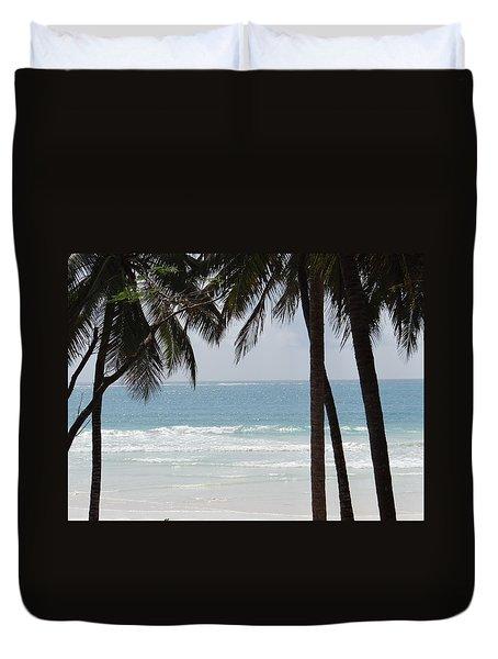 The Perfect Beach Duvet Cover
