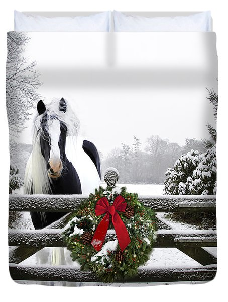 The Perfect Christmas Duvet Cover