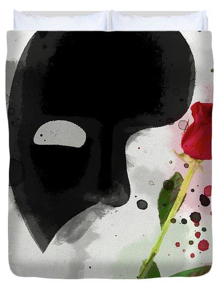 The Phantom Of The Opera Duvet Cover