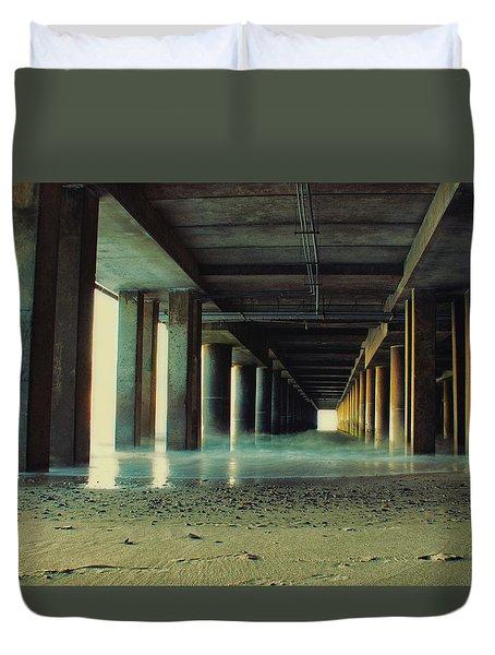 The Pier Duvet Cover
