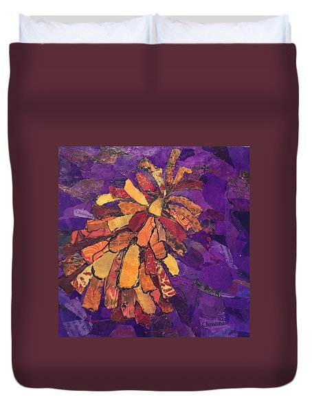 The Pinecone Duvet Cover