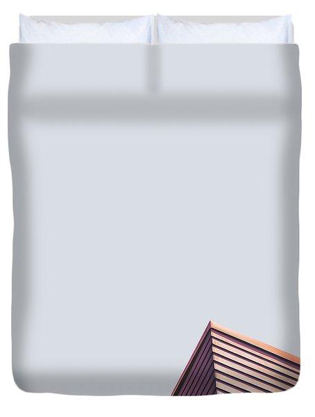 The Point Duvet Cover