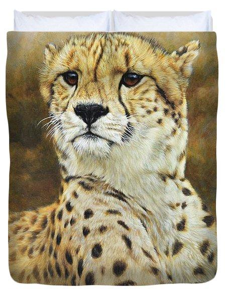 The Prince - Cheetah Duvet Cover