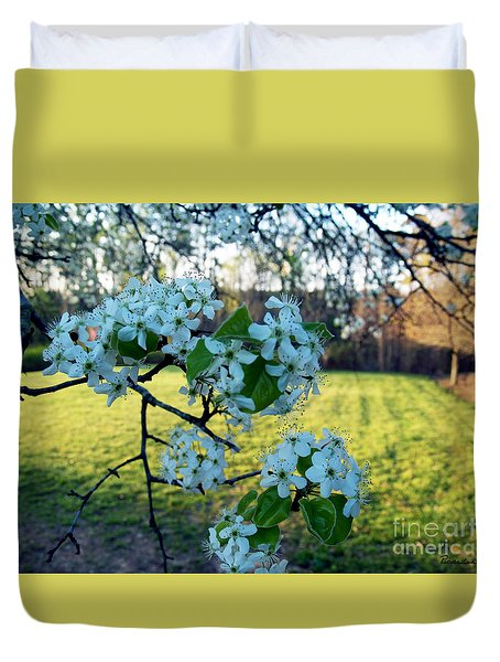 The Promise Of Spring 1c Duvet Cover