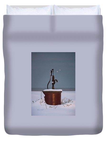 The Pump Duvet Cover