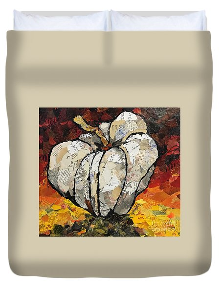The Pumpkin Duvet Cover