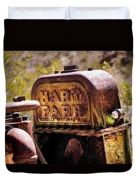 The Radiator Duvet Cover by Onyonet  Photo Studios