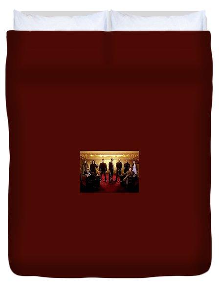 The Raid 2 Duvet Cover