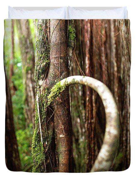 The Rainforest Duvet Cover