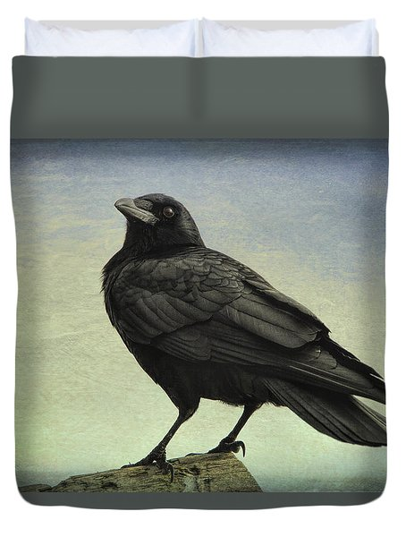 The Raven - 365-9 Duvet Cover