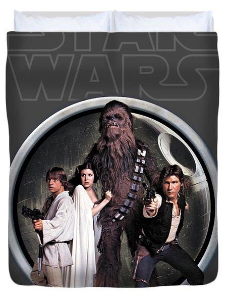 The Rebels Duvet Cover