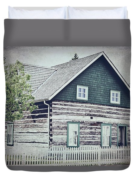 The Rectory Duvet Cover by Maria Angelica Maira