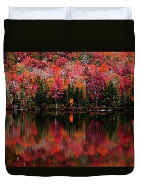 The Reflection Duvet Cover
