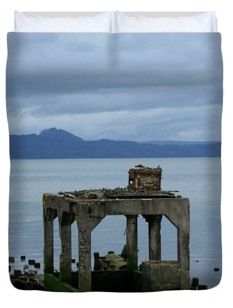 The Remnant Duvet Cover