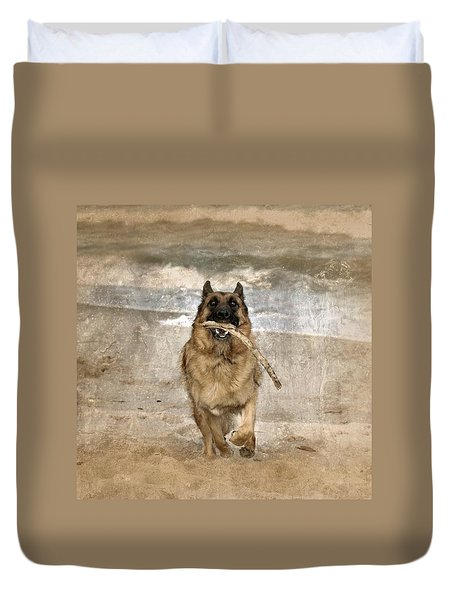 The Retrieve Duvet Cover