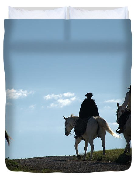 The Ride Duvet Cover