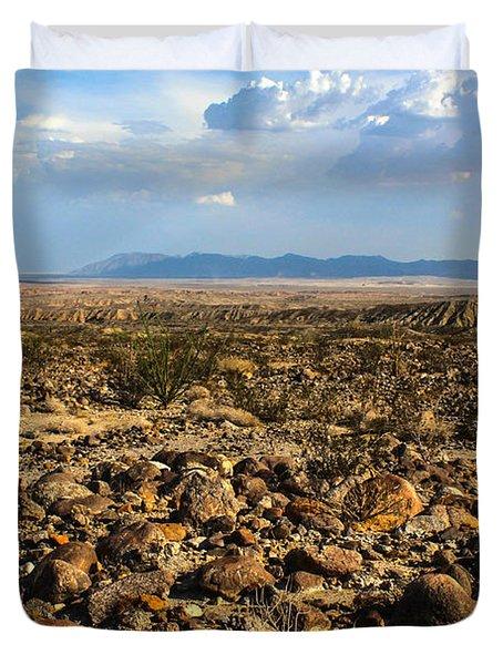 The Rocks Duvet Cover