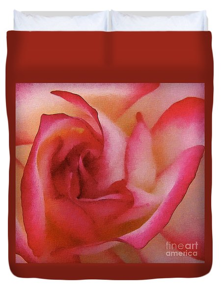 The Rose Duvet Cover by Andrea Kollo