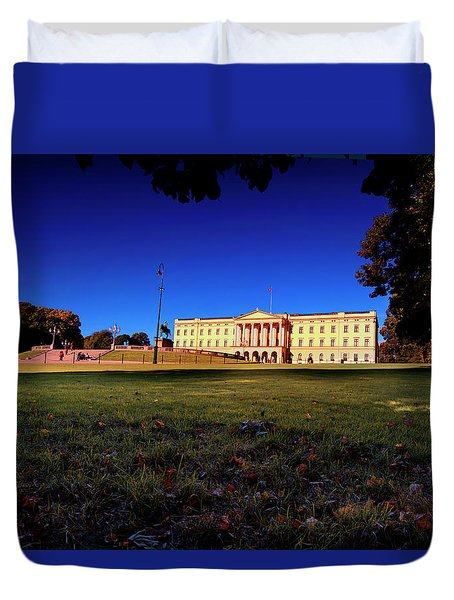 The Royal Palace Duvet Cover